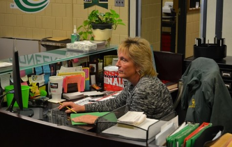 The face of the main office