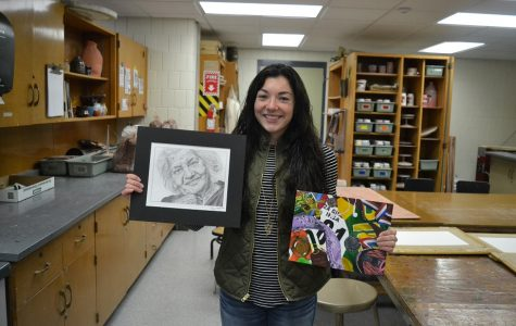 The Artist Corner: Ally Shepard