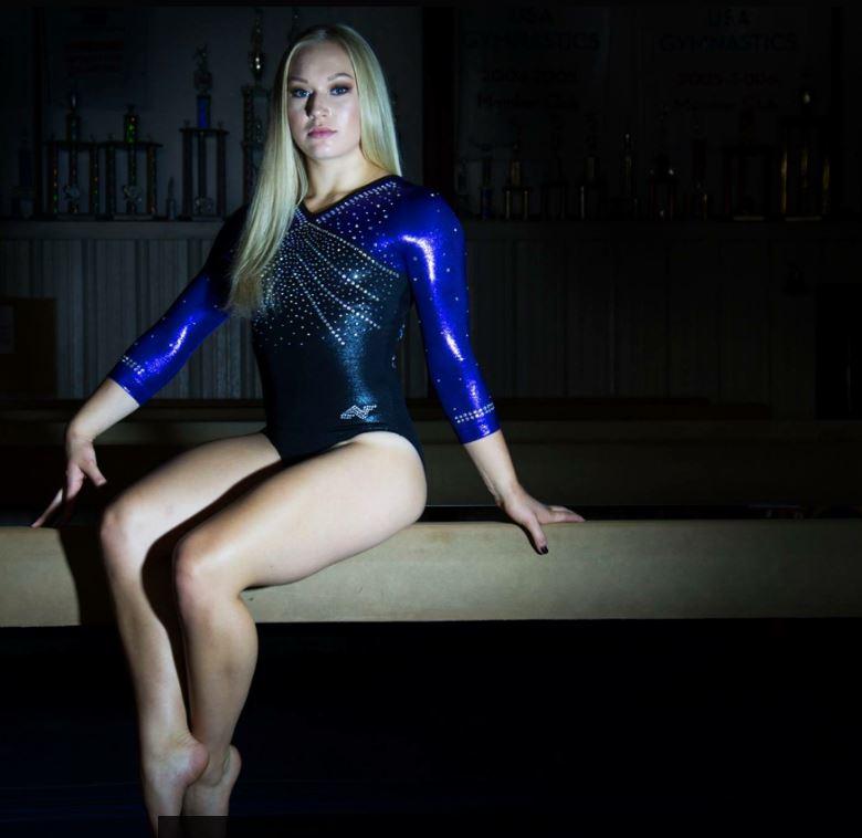 Savannah+Remkus+will+continue+her+gymnastics+career+at+Illinois+State+University.