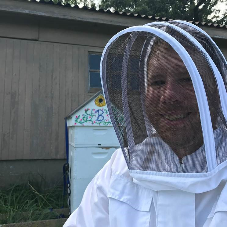 Calculus teacher by day, Beekeeper by night.