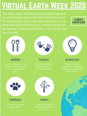 Earth Week: Quarantine Edition